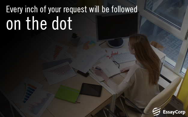 Timely Processing Of Request- By EssayCorp