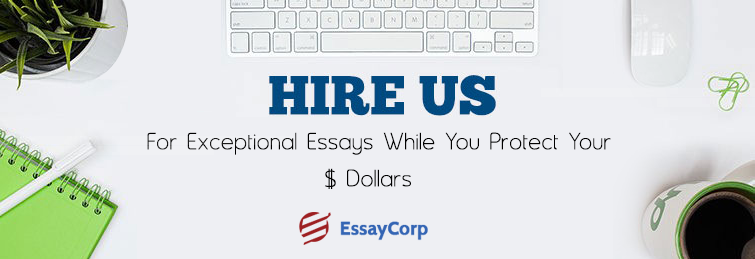 Hire Us For Exceptional Essays While You Protect Your Dollars!