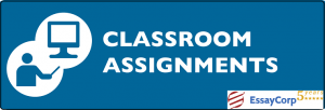 Anyone To Write Assignments- EssayCorp