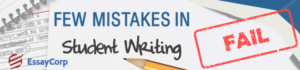Assignment Writing Mistakes- By EssayCorp