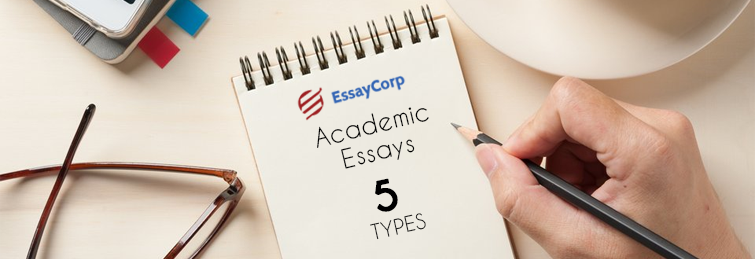 Academic Essays – 5 Types