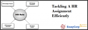 Tackling HR Assignment Effectively - EssayCorp