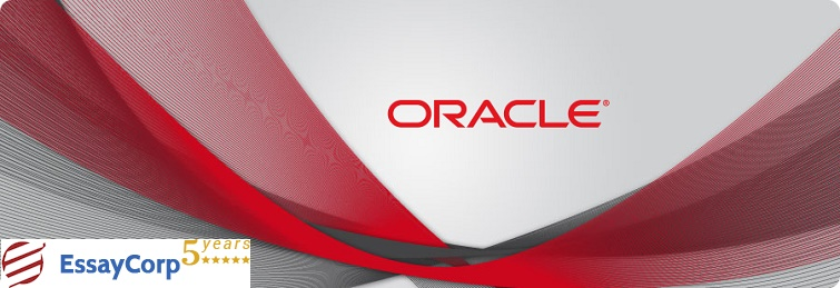 Oracle Assignment With EssayCorp