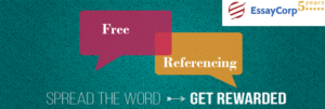 Free Referencing