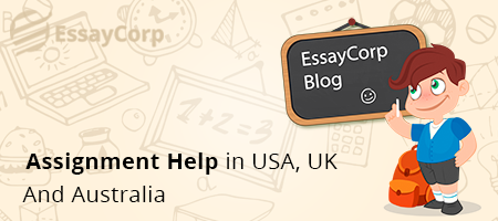 Assignment Writing Help- EssayCorp