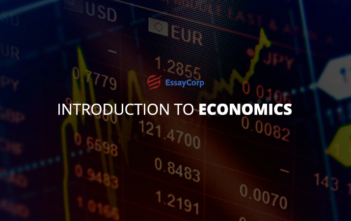 Introduction To Economics- EssayCorp