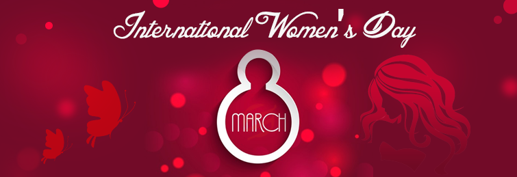 International Women's Day (8th March)