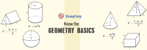 Basics of Geometry - By EssayCorp