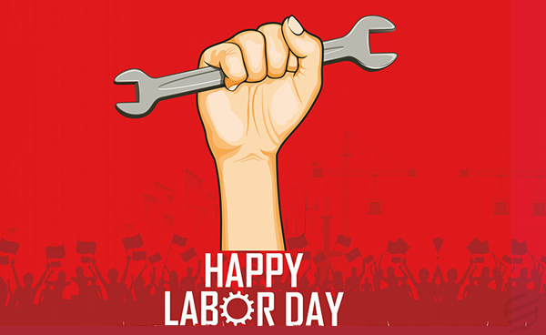 Let's celebrate The Labor Day-EssayCorp