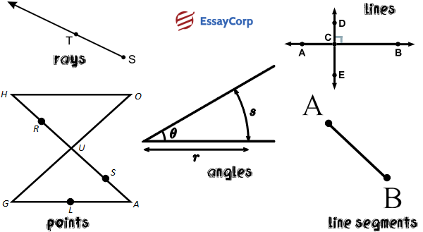 Geometry Important Concepts- By EssayCorp