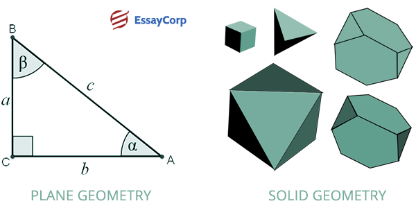 Plane And Solid Geometry- By EssayCorp