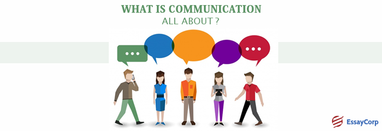 Essay what is communication