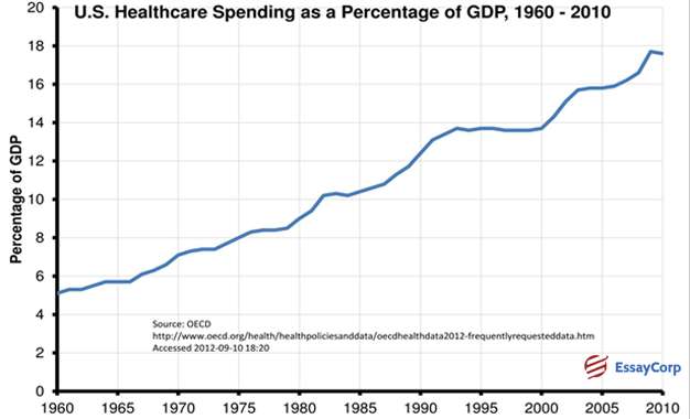 Health Expenditure- By EssayCorp