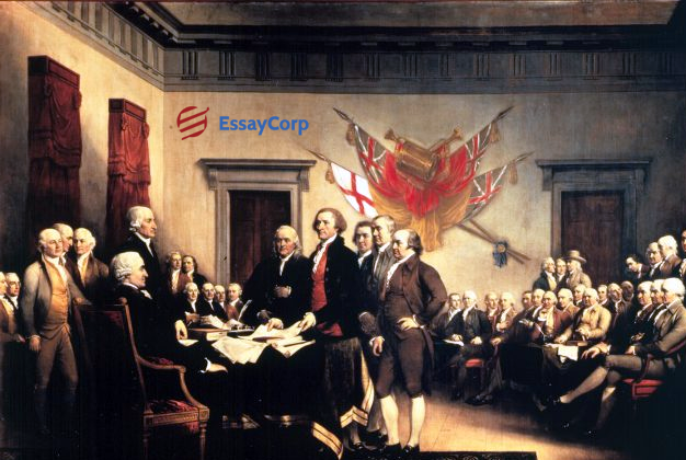 Signing Declaration- By EssayCorp