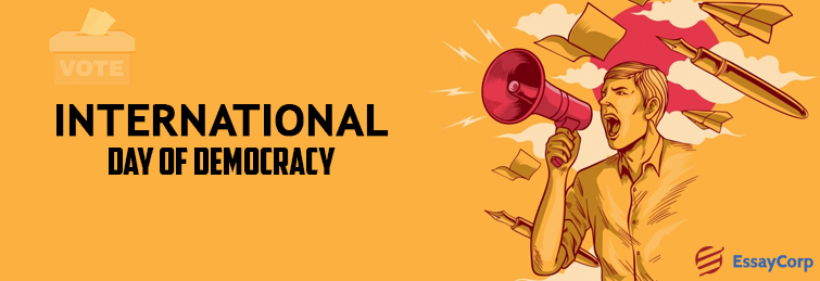 International Day Of Democracy | Democracy Day Messages