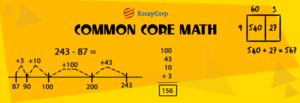 Common Core Math Problems and Examples- EssayCorp