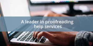 Proofreading Help Services