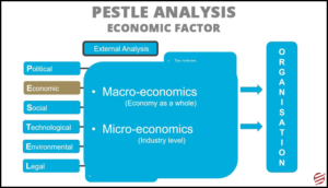 Pestle analysis economic factor