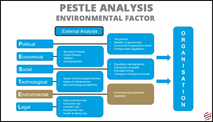 pestle analysis nhs