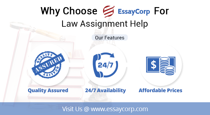 Law Assignment Help Expert