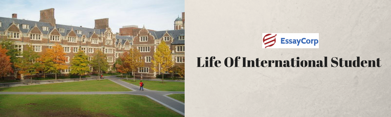 International Student Life And All Factors Related To It