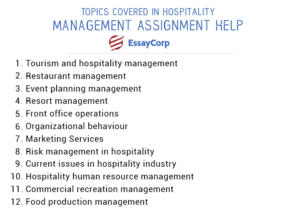 Hospitality Management Case Study