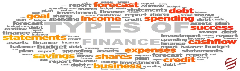 Important Types of Finance