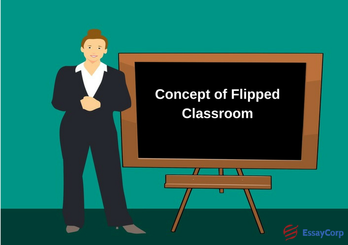 concept of flipped classroom