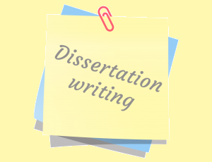 how to write a dissertation writing