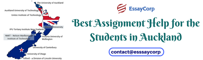 Number 1 Assignment Help for the Students in Auckland