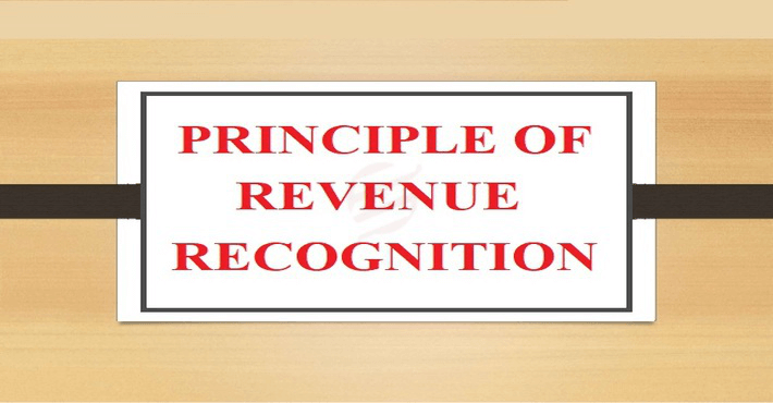 principle of revenue recognition