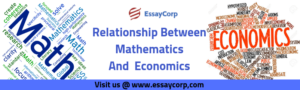 Relationship Between Mathematics and Economics