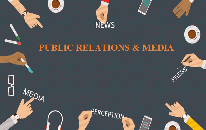 public relations and media