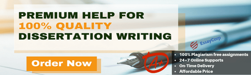Get the Professional Assistance in Your Dissertation Writing