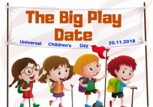 The Big Play Date-universal children day