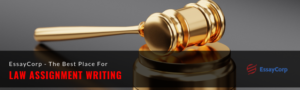 EssayCorp - Best Place for Writing Law Assignments