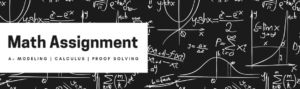 Math Assignment Help - A+ Modeling, Calculus & Proof Solving