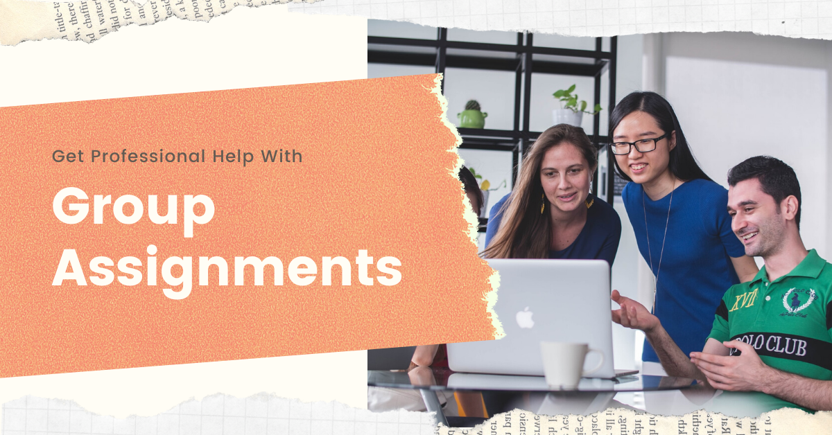 Get Professional Help With Group Assignments