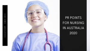 PR Points for Nursing in Australia 2020