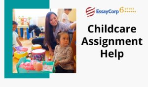 Childcare Assignment Help