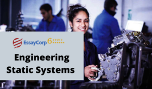 Engineering Static Systems