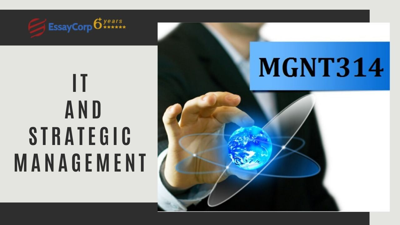 MGNT314 – IT and Strategic Management | Assignment Help