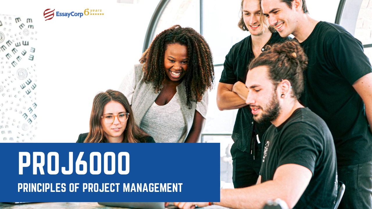 PROJ6000 Principles of Project Management | Assignment Help