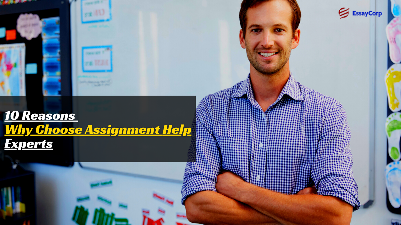 10 Reasons Why Choose Assignment Help Expert
